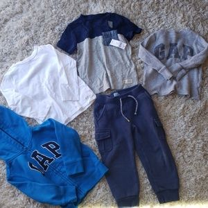 Gap size 3 years old Lot. 5 pieces total